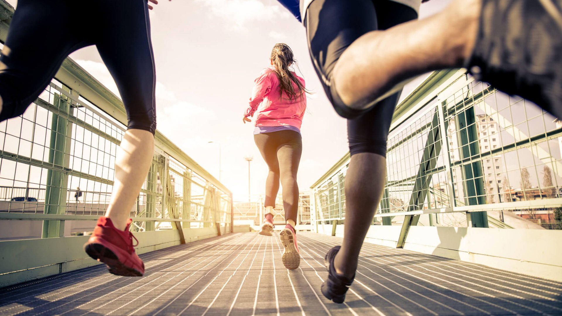 Gruppo di runner