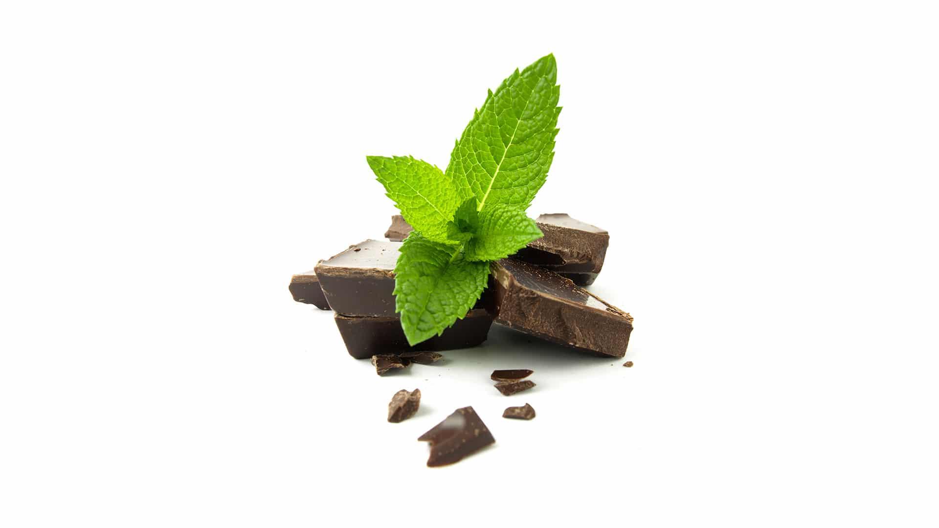 Cioccolato alla menta